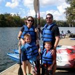 Family Kayak Adventure