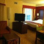 Φωτογραφία: Residence Inn Newport News Airport