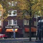  Hotel Delphi on the Apollolaan - Amsterdam