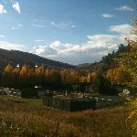 Beaver Creek Tennis Center in Autumn