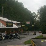 Foto de Deal's Gap Motorcycle Resort