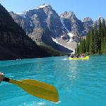 West Trek at Moraine Lake