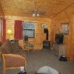 Photo de Fireside Inn Cabins