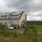 Chanterelle Country Inn with Solar Roof