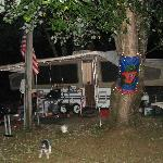 Foto de Flintlock Family Campground