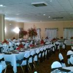  WEDDING RECEPTION IN BALLROOM