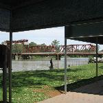 Historic Paringa Bridge