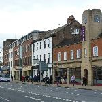 Foto de Premier Inn York City Centre - Blossom Street North