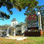 Motel 62 Eureka Springs