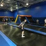 Cosmic Jump Indoor Trampoline Park