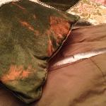 Bleached, Torn Bedding