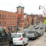 main street of Bracebridge