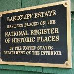 Foto van Lakecliff Bed and Breakfast