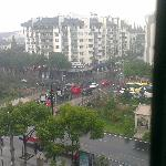Suzhou from window