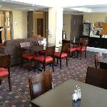 Φωτογραφία: Holiday Inn Express Hotel  & Suites Banning