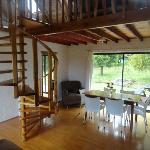 Foto de Ekogaia Farm Cottages