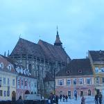  Famed Black Church of Brasov