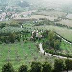 Beautiful Orvieto countryside
