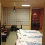  tatami room for 3