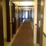  Hotel Rooms Corridor