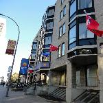 Photo de Comfort Hotel & Suites Downtown Montreal