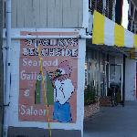 Spanky's Beachside, on the Strand, Tybee Island