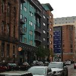 Dreamhouse Apartments Glasgow Merchant City resmi