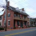 Exterior of Main house - Old Brick Inn