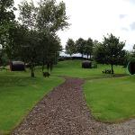 the lovely area surrounding the cooperage