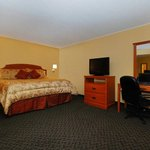 Foto van Americas Best Value Inn Center