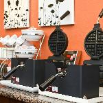 Make-Your-Own-Waffle Station