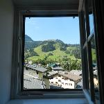  Attic window hahnenkamn view from our loungeroom area