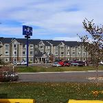 Microtel- Dickinson ND, Oct 2012