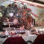  ottimo buffet per la colazione