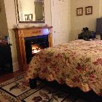 Foto de The Troy-Bumpas Inn Bed and Breakfast