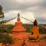 Amitabha Stupa & Peace Park