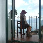  UN BALCON SUR LA MER