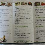  Menu