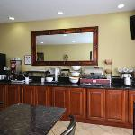 Comfort Inn Great Bend Foto