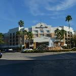Foto di Fairfield Inn & Suites Orlando Lake Buena Vista in the Marriott Village