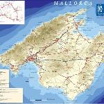  Mallorca map