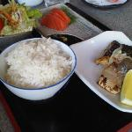 Grilled Fish Lunch