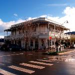  Martinborough Hotel from the Square