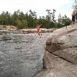 Tour to Five Fingers Rapids