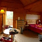 Logpile Lodge Foto
