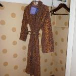 Lovely the growly print robes
