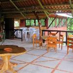  The rancho - nice for parties, gatherings or evening card games.
