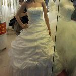 Wedding Gown below USD150
