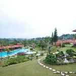Photo de Sinabung Resort Hotel