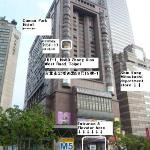 How to approach 4 == fOur building calls ~Wutu Akiba IT Mall~